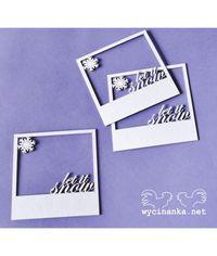 Photo Frames - Let It Snow