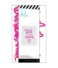 Pink Love 9/Pkg - Letterboard Words Set