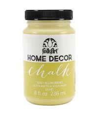 Yellow Crochet - FolkArt Home Decor Chalk Paint 8oz