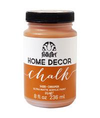 Cinnamon - FolkArt Home Decor Chalk Paint 8oz