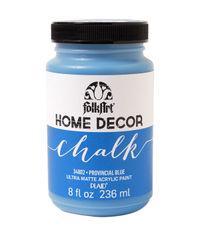 Provincial Blue - FolkArt Home Decor Chalk Paint 8oz