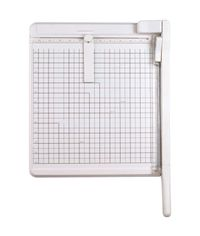 """Heavy-Duty Guillotine Paper Trimmer 12"""""""
