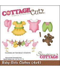 Baby Girls Clothes - Die