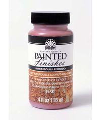 Light Rust 4oz -Folkart Painted Finishes