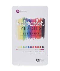 The Basics - Watercolor Pencils