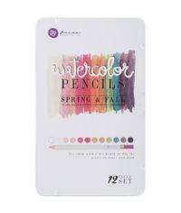 Spring & Fall - Watercolor Pencils