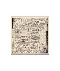 News Print - Stamp