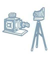 Magic Lantern - Camera on Stand/Camera