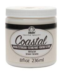 Sea Salt - Coastal Texture Paint 8 oz