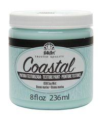 Sea Mist - Coastal Texture Paint 8 oz