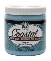 High Tide - Coastal Texture Paint 8 oz