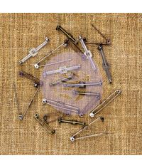 Vintage Mechanicals - Trinket Pins