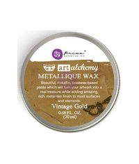 Vintage Gold - Metallique Wax