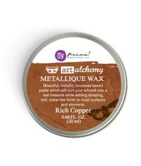 Rich Copper - Metallique Wax