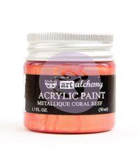 Metallique Coral Reef - Alchemy Acrylic Paint