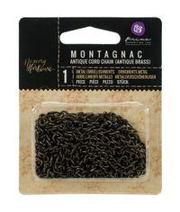 Memory Hardware Chain 2yd - Montagnac Cord/Antique Brass