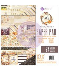 "Amber Moon - 12"" X 12"" Paper Pad"