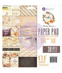 Amber Moon - 8 X 8 Paper Pad