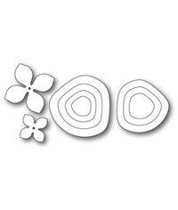 Plush Perfect Gardenia - Die