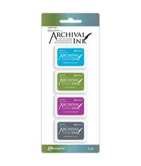 Wendy Vecchi Mini Archival Ink Pads Kit #2