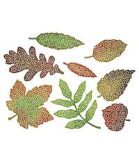Fall Leaves - Die