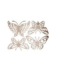 Butterfly #18 4 Piece Die Set