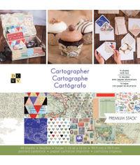 "Cartographer - 12""X12"" Paper Pad"