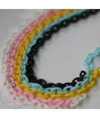 Acrylic Chain - Multi Color