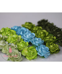 Curved Roses Combo Set 1