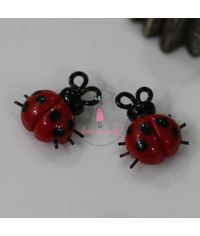 Miniature Figure Lady Bug