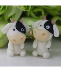 Miniature Figure Cow