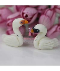 Miniature Figure Big Swan