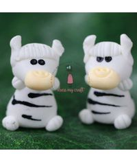 Miniature Figure Zebra
