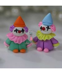 Miniature Figure Clown