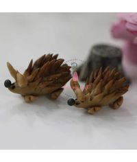 Miniature Figure Hedgehog