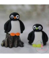 Miniature Figure Penguin