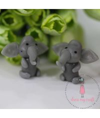 Miniature Figure Elephant