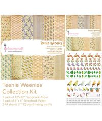 Teenie Weenies Collection Kit