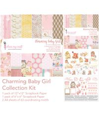 Charming Baby Girl Collection Kit