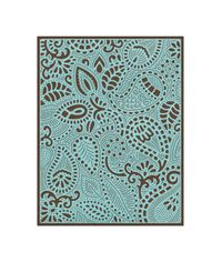 Bohemian Collection - Paisley Frame - Die