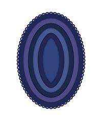 Eyelet Oval & Basics Large - Die