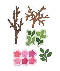 Leafy Branch - Die