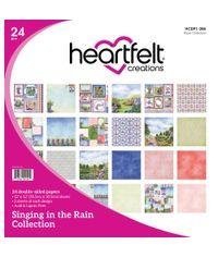"Singing In The Rain - 12""X12"" Paper Pad"
