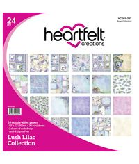 "Lush Lilac - 12""X12"" Paper Pad"
