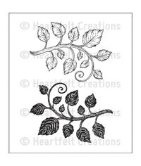 Classic Leaf - Stamp