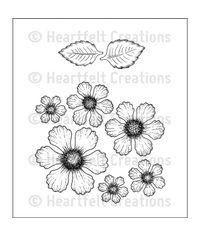 Botanical Rose - Stamp