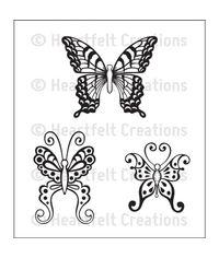 Botanical Wings - Stamp