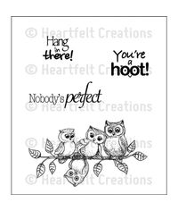 You're A Hoot - Stamp