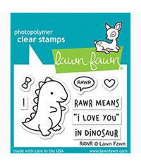 RAWR - Stamp