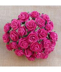 Micro Roses - Magenta